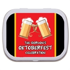 Oktoberfest Flag Mint Tin