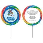Graduation Sports Theme Lollipop