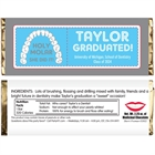 Graduation Dental School Theme Candy Bar Wrapper