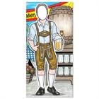 Oktoberfest Bavarian Guy Photo Op