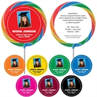 Graduation Photo Custom Lollipops