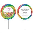 Tropical Flower Lollipop