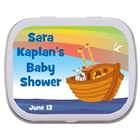 Noah's Ark Baby Shower Mint Tin