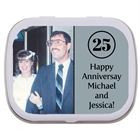 25th Anniversary Party Mint Tin