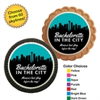 Pick Your Skyline Bachelorette Party Cookie