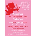 Cupid Anti-Valentine's Day Invitation
