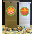 A Mexican Fiesta Theme Favor Bag