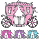 Princess Carriage Photo Op Stand In