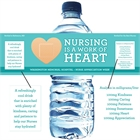 Nurse Appreciation Week Custom Water Bottle Label