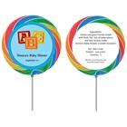Baby Blocks Theme Custom Lollipop