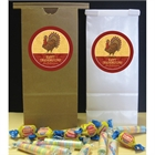 Thanksgiving Turkey Party Favor Bag
