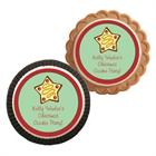 Christmas Cookies Theme Custom Cookie