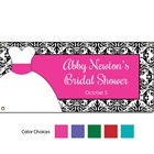 Wedding Dress Theme Banner