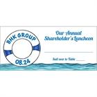 Cruise Theme Seating Card