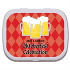 Oktoberfest Beer Theme Mint Tin
