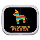 Pinata Theme Fiesta Mint Tin