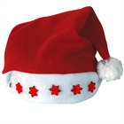 Light Up Santa Hat
