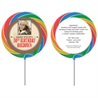 Western Wanted Poster Theme Lollipop
