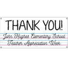 Teacher Appreciation Theme Banner