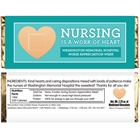Nurse Appreciation Week Custom Candy Bar Wrapper