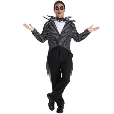 The Nightmare Before Christmas Jack Skellington  Adult Costume