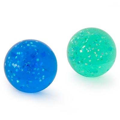 Glitter Bounce Balls (4)