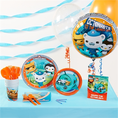 The Octonauts Basic Party Pack