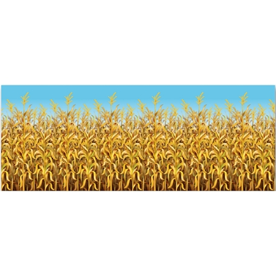 Cornstalk Background
