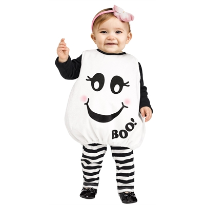 Baby Boo Toddler Costume