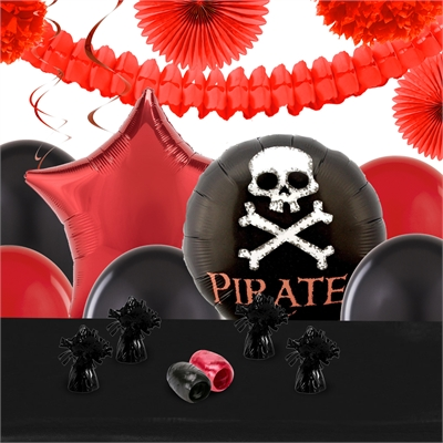 Pirates Deco Kit