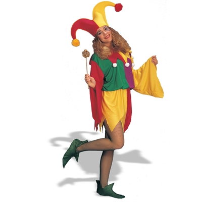 King's Jester Adult Costume