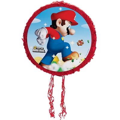 Super Mario Bros. 18'' Pull-String Pinata