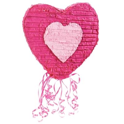 Heart Pull-String Pinata