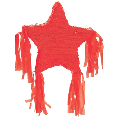 Red Star Pinata