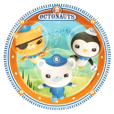 The Octonauts Dinner Plates (8)
