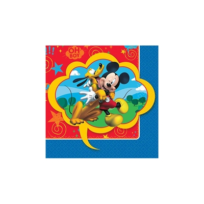 Mickey Mouse & Friends Beverage Napkins (16)