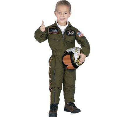 Jr. Armed Forces Pilot Toddler / Child Costume
