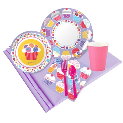 Sweet Cupcake Party Pack