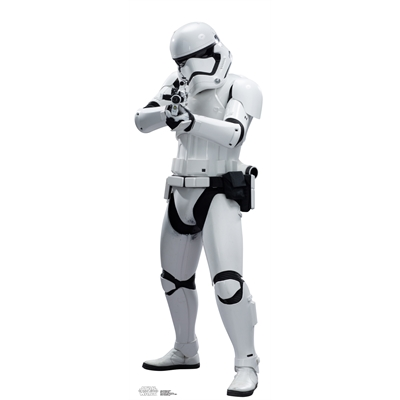 Star Wars VII Stormtrooper Standup - 6' Tall