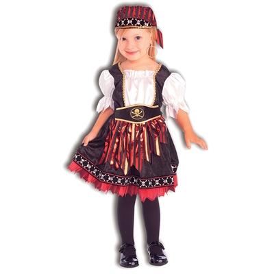 Lil' Pirate Cutie Toddler / Child Costume