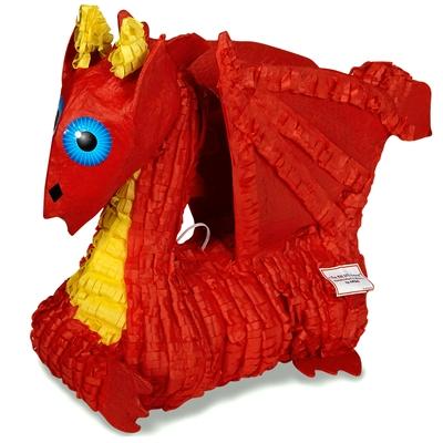 Red Dragon Pinata