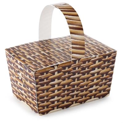 Basket Empty Favor Boxes (4)