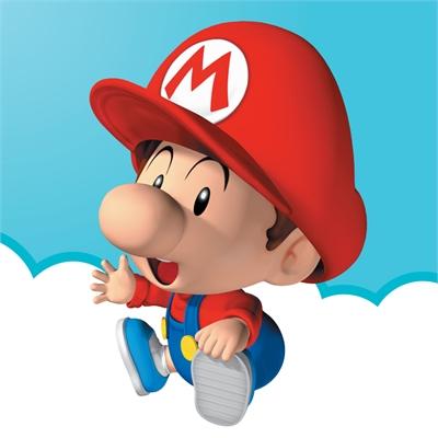 Super Mario Bros. Babies Lunch Napkins (20)