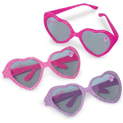 Disney Minnie Mouse Glitter Heart Sunglasses (6)
