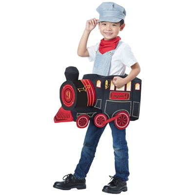 Train Rider Costume For Kids