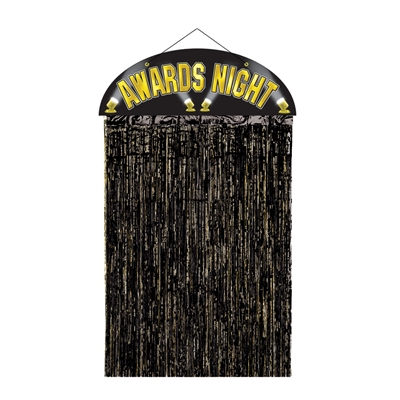Award Night Door Curtain