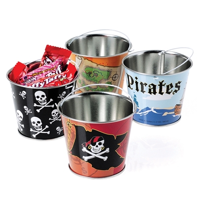 Mini Pirate Buckets