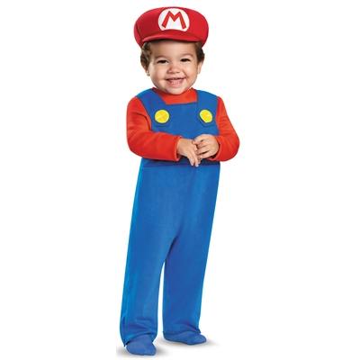 Super Mario Bros: Mario Toddler Costume