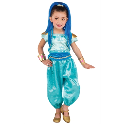 Shimmer & Shine: Shine Deluxe Toddler Costume