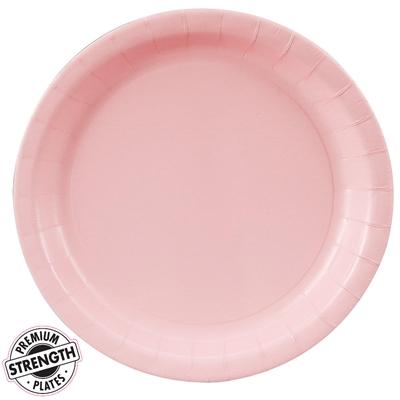 Light Pink Dinner Plates (24)
